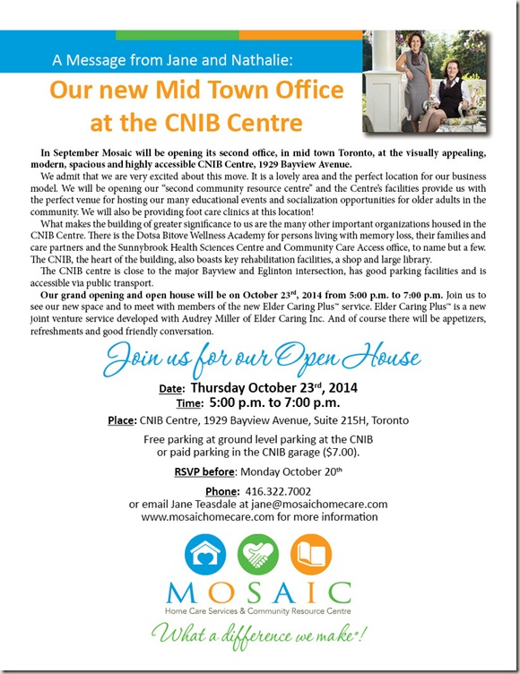 Mid Town Office_ Email Flyer