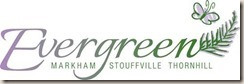 Evergreen hospice Logo